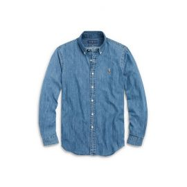 Polo Ralph Lauren Classic Fit Denim Sport Shirt