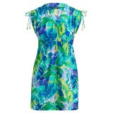 Polo Ralph Lauren Tropical-Print Cover-Up