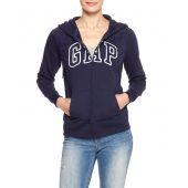 Gap Arch logo zip hoodie