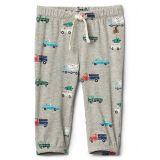 Gap Print pull-on pants