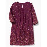 Oldnavy Floral-Print Swing Dress for Girls