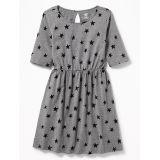 Oldnavy Fit & Flare Jersey Dress for Girls