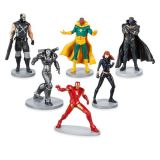 Disney Avengers Figure Play Set
