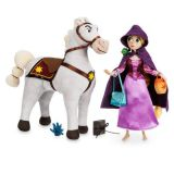 Disney Rapunzel and Maximus Adventure Playset