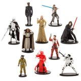 Disney Star Wars: The Last Jedi Deluxe Figure Play Set
