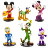 Disney Mickey Mouse and the Roadster Racers Figure Set