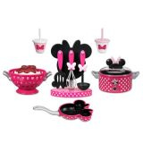 Disney Minnie Mouse Cooking Play Set