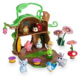 Disney Animators Collection Littles Tinker Bell Micro Doll Play Set - 2