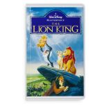Disney The Lion King VHS Case Journal