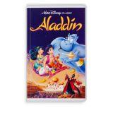 Disney Aladdin VHS Case Journal