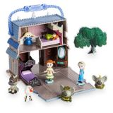 Disney Animators Collection Littles Frozen Micro Doll Play Set - 2