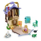 Disney Animators Collection Littles Rapunzel Micro Doll Play Set - 2
